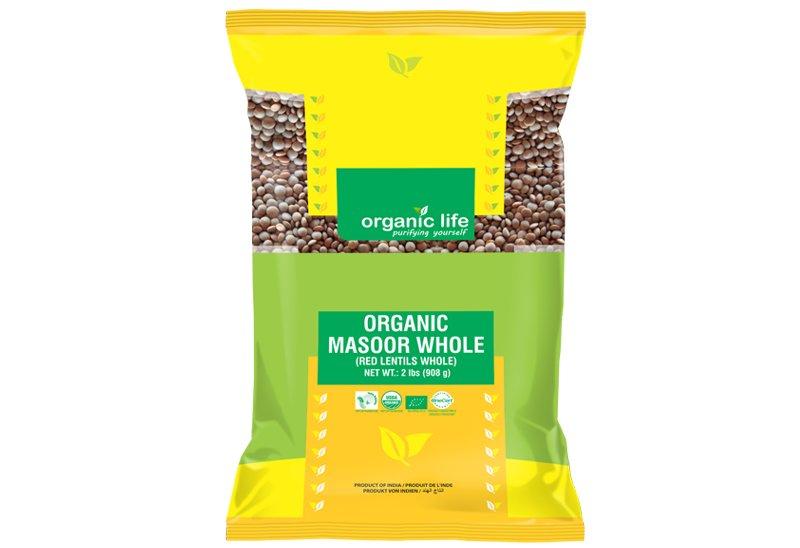 Masoor Whole